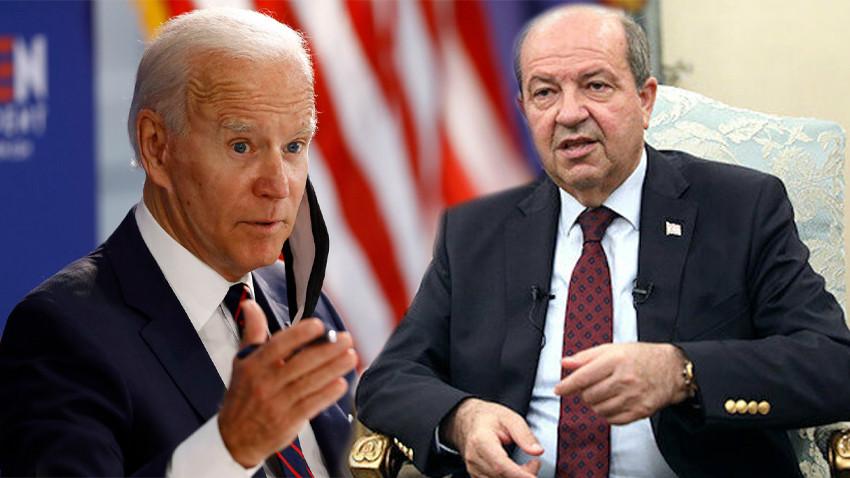 Cumhurbaşkanı Tatar Joe Biden'a kutlama mesajında ne dedi