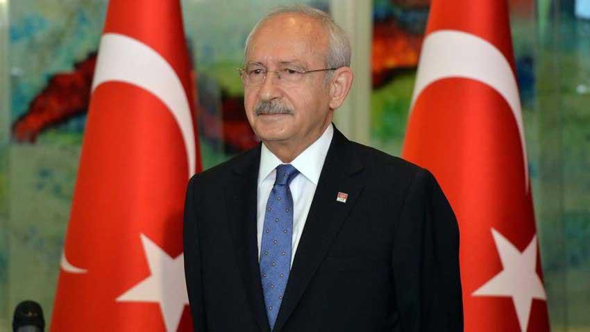 Kılıçdaroğlu'nun Cumhuriyet Bayramı kutlama mesajı