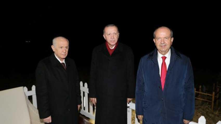 Kılıçdaroğlu'ndan eleştiri: Pikniğe gittiler ama Denktaş ve Küçük'ün mezarını ziyaret etmediler