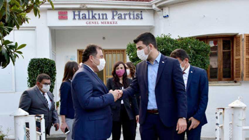"""Ersan Saner açıkladı: """"UBP–HP koalisyon görüşmeleri neden çöktü?"""""""
