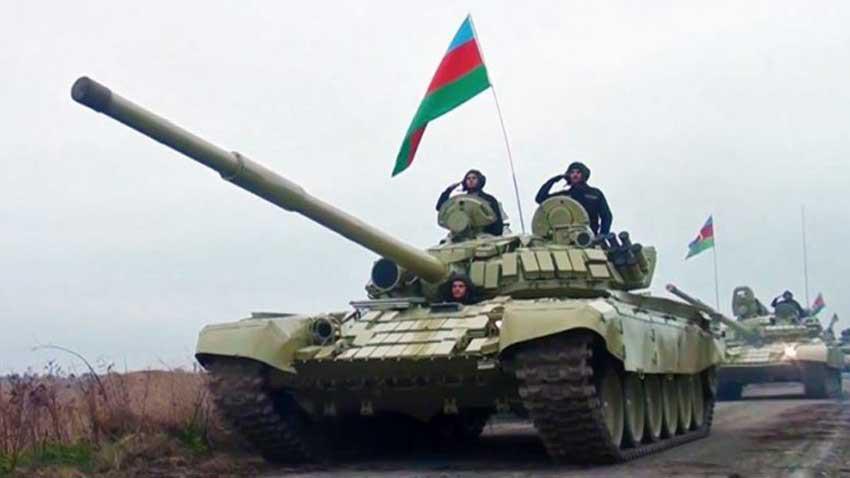 İşgal edilen topraklar hızla geri alınıyor! Azerbaycan ordusu Kelbecer'e girdi