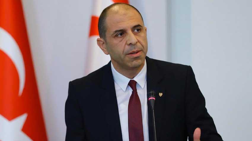 Acı haberi Özersay verdi! İngiltere'de koronavirüsten ölen Kıbrıs Türkleri...