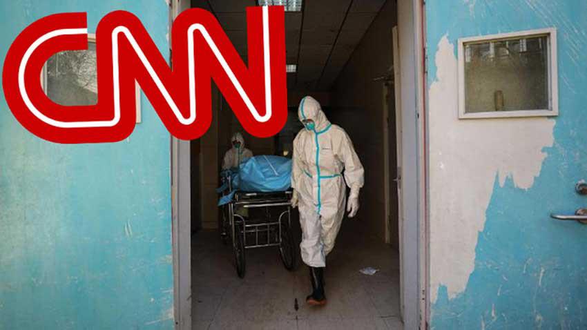 Dünya bu haberi konuşuyor! CNN gizli korona belgelerini ele geçirdi