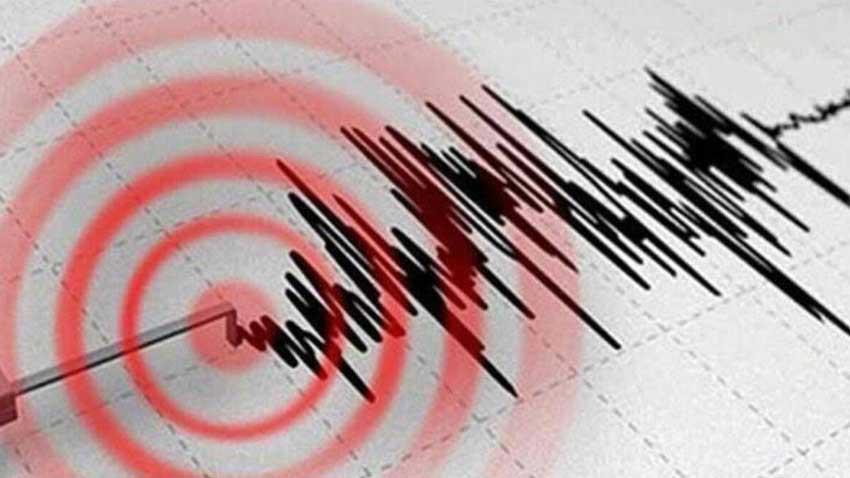 Akdeniz'de meydana gelen deprem KKTC'yi de salladı...