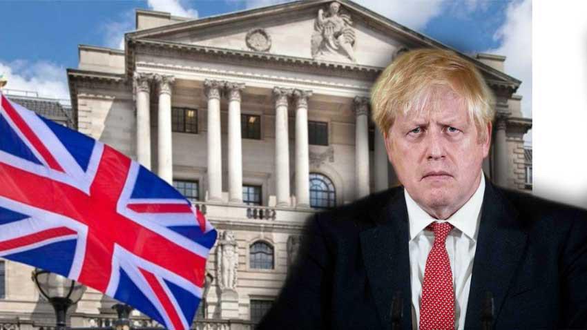 Johnson mesai saatleri içinde uyuyor! İngilizler bunu konuşuyor...