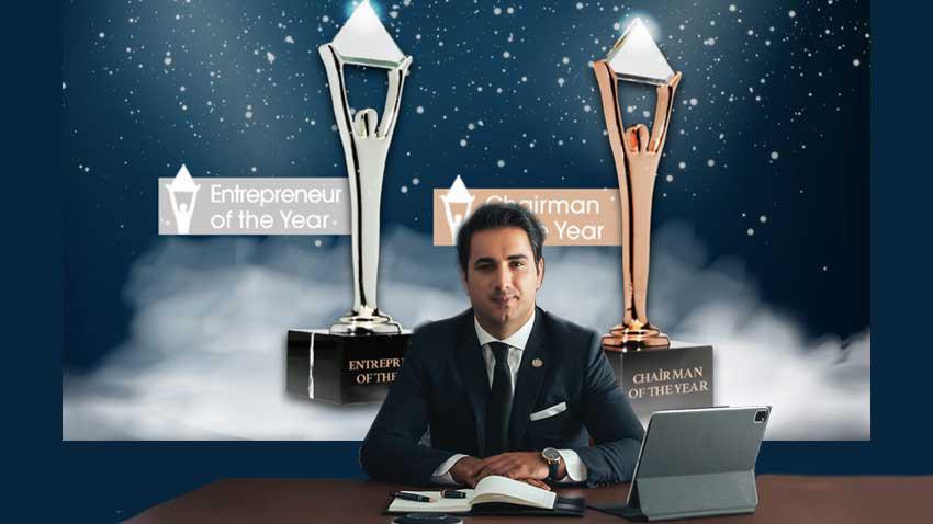 İş Dünyasının Oscarı'ndan Finansevim'e 2 Ödül birden