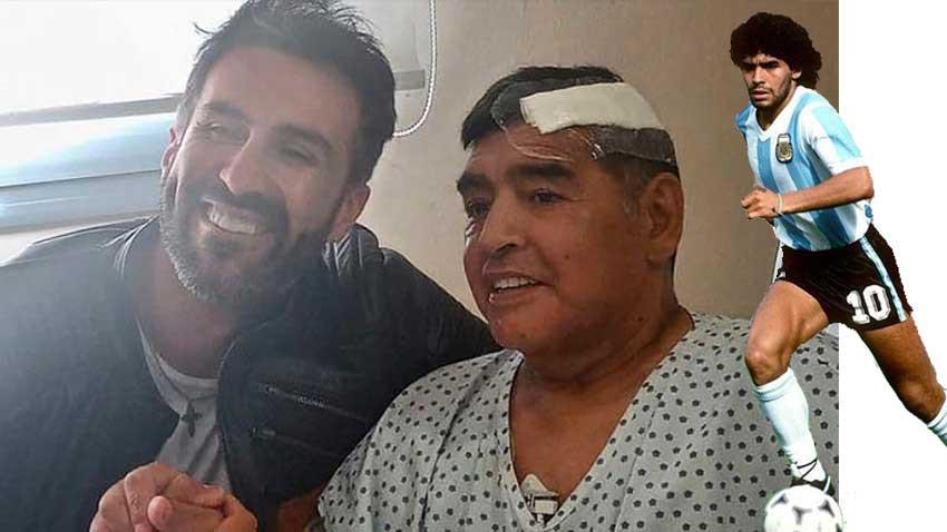 Maradona'nın ölümünde doktorun parmağı! Savcı doktorun sahtekarlığını ortaya çıkardı