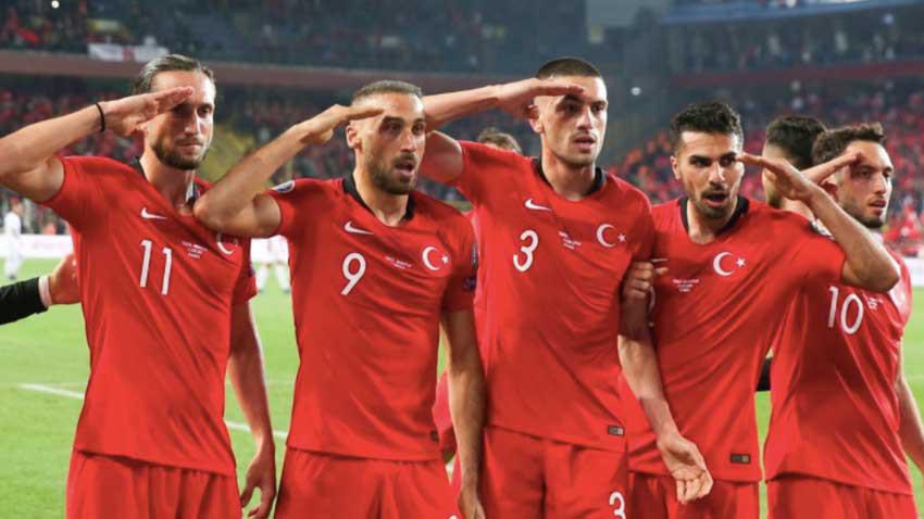 Dünya Kupası elemelerinde Türk milli takımının rakipleri