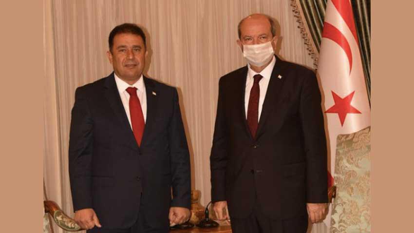 Ersan Saner kabineyi sundu ve dedi ki: Bütçenin bir an önce meclisten geçmesi gerekir