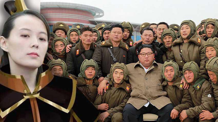Kuzey Kore'de 4180 asker koronadan öldü iddiası! Gizli liderinden komşuya açık tehdit!