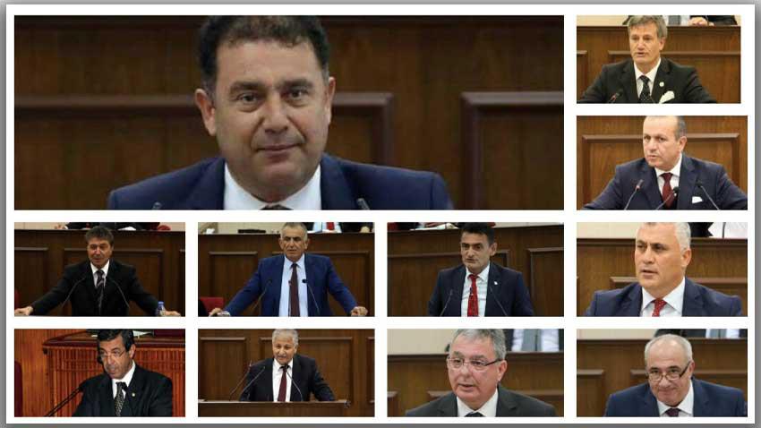 KKTC 24. Hükümeti kuruldu! Başbakan Ersan Saner ve kabinesi hayırlı olsun