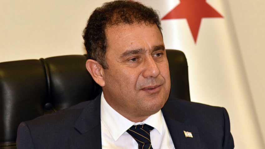 """Başbakan Saner deprem sonrası rahatlattı: """"Sıkıntı yok"""""""