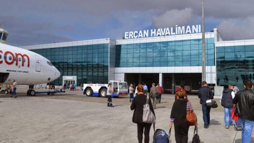 Ercan Havalimanı'nda her yıl bir kere yapılıyor! Gözler yılın mezatında...