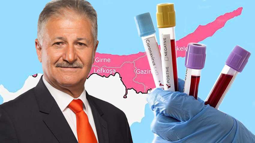 KKTC'de yeni koronavirüs vaka sayısını Sağlık Bakanı açıkladı
