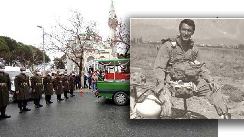 Cumhurbaşkanı Tatar, vefat eden Kıbrıs kahramanı Binbaşı Üstügen için mesaj yayımladı