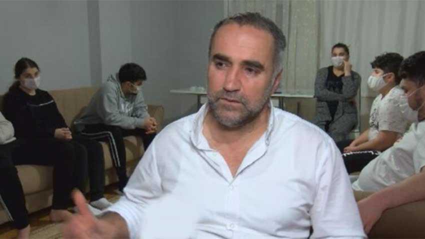 Türk aileye Alman polisinden insanlık dışı muamele! Soyup kameraya çektiler