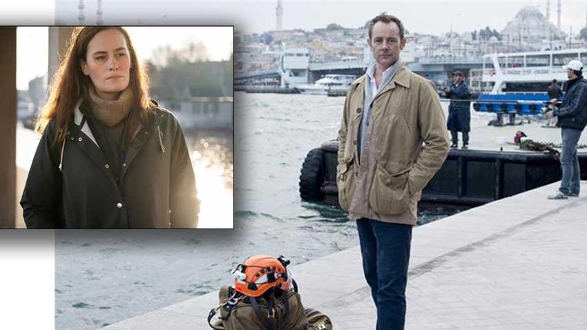 İngiliz ajanının İstanbul'da şüpheli ölümündeki sırrı eşi açıkladı