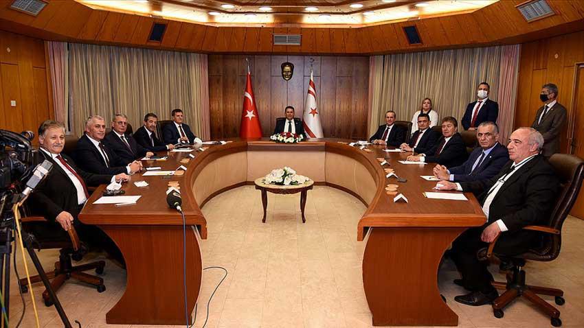 KKTC Lefkoşa ve Girne'nin kapanmasını tartışıyor! Gözler Bakanlar Kurulu'nda