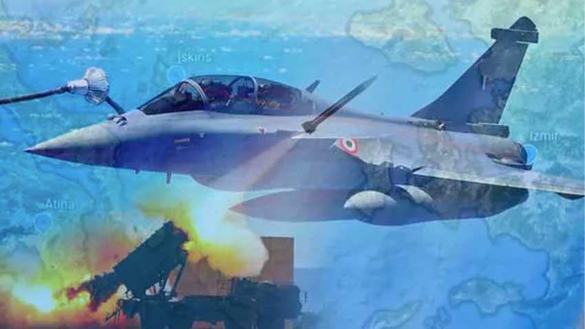 Yunanistan Ege'de ateşle oynuyor! İsrail işbirliği ile silahlı hamleye hazırlanıyor