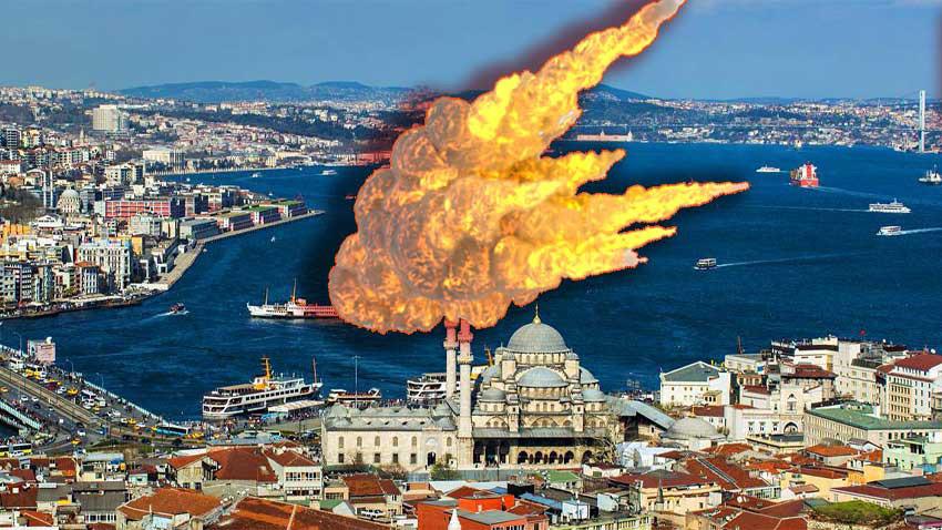 Ünlü kahin Kassandra'nın 2021 kehaneti: İstanbul'in tepesinde bomba patlayacak!