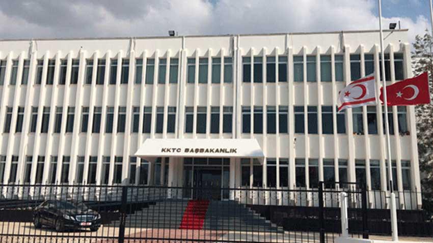 Başbakanlık binasında pozitif vaka mı var? Açıklama yapıldı