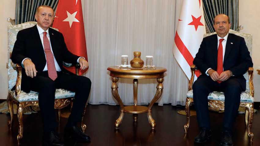 Tatar ve Erdoğan telefonla yeni yıllarını kutladılar! Ne söylediler?