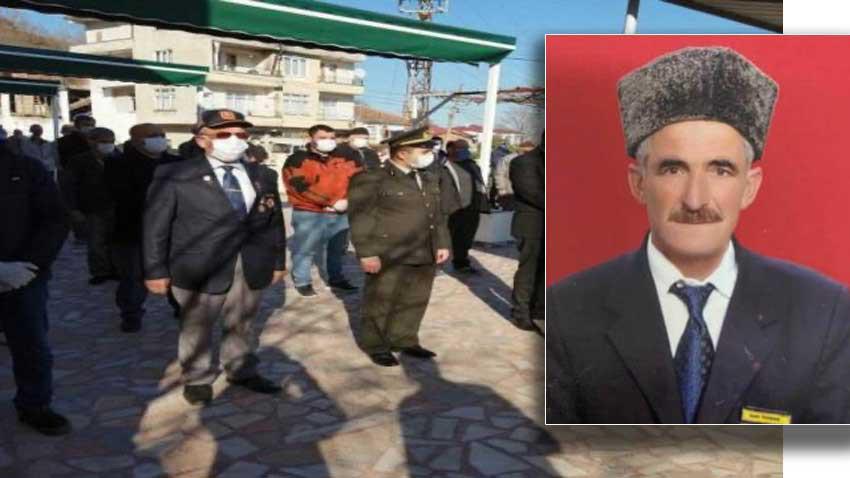 Kıbrıs gazisi Sami Duman koronavirüse yenik düştü