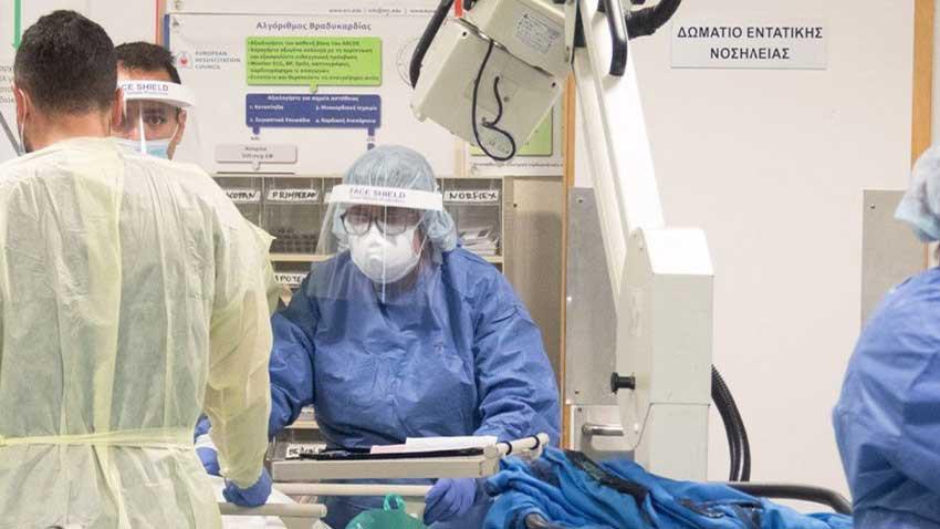 Güney Kıbrıs Rum kesiminde koronavirüsten ölenlerin sayısı artıyor