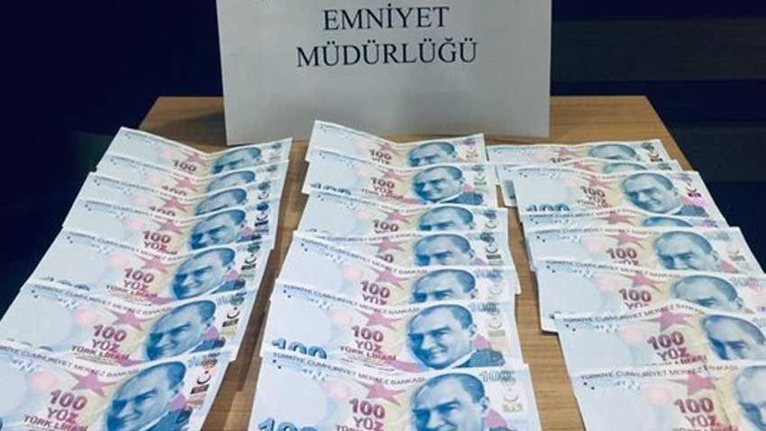 KKTC sahte 100 TL banknot alarmında! Sahte paraya dikkat!
