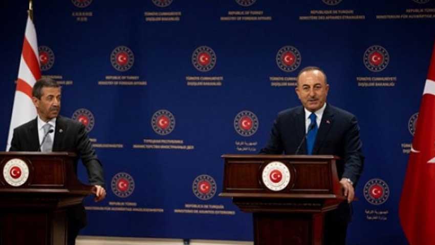 Çavuşoğlu: 5 artı BM Toplantısında federasyonu görüşmeyeceğiz!