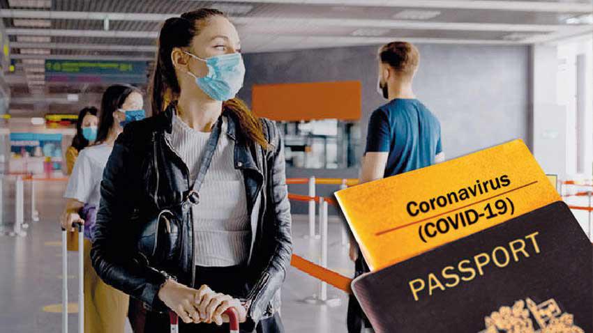 Uluslararası uçuşlarda aşı pasaportu istemeyin! DSÖ uyarısını yaptı...