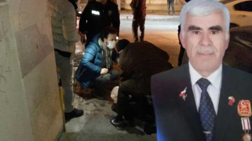Kıbrıs gazisini göğsünden bıçaklayarak öldürdüler! Sokak ortasında göz göre göre...