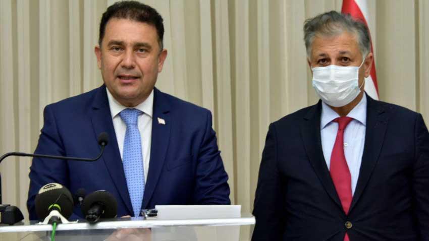 KKTC'de koronavirüs tedbirlerinde büyük kapanma! Tüm detayları Başbakan açıkladı..