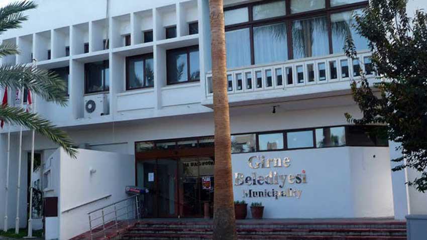 Girne Belediyesi'nde 8 pozitif vaka ve 15 temaslı...