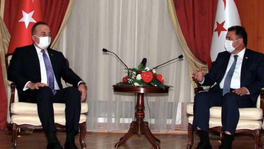 """Başbakan Saner yineledi """"Mavi vatan konusunda Türkiye ile birlikte hareket edeceğiz"""""""