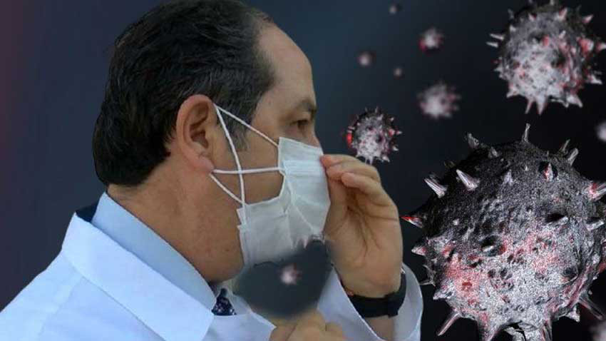 Mutant virüse karşı çift maske uyarısı!