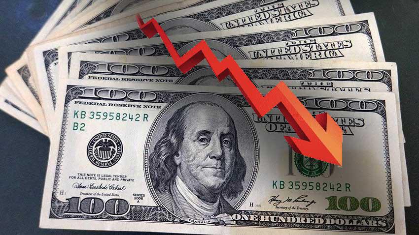 Doların düşüşü hızlandı... İşte son rakamlar