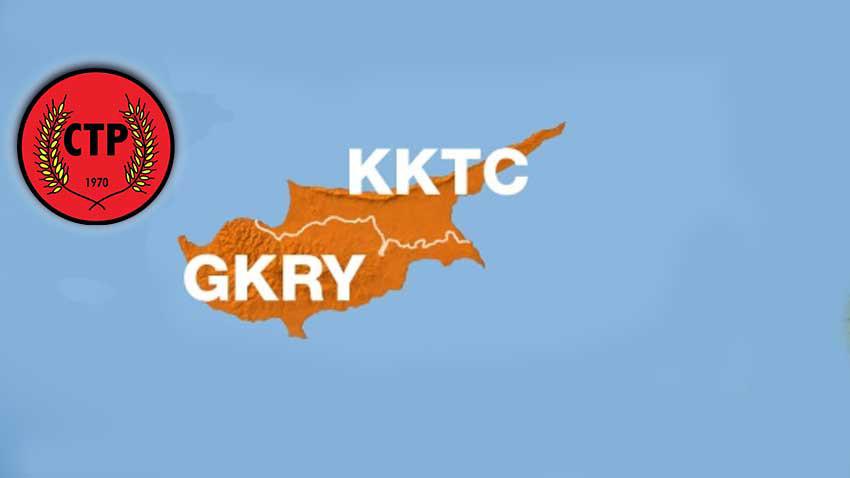 5+BM öncesi KKTC'de muhalefet sesini yükseltti! CTP çözüm için federasyon istiyor
