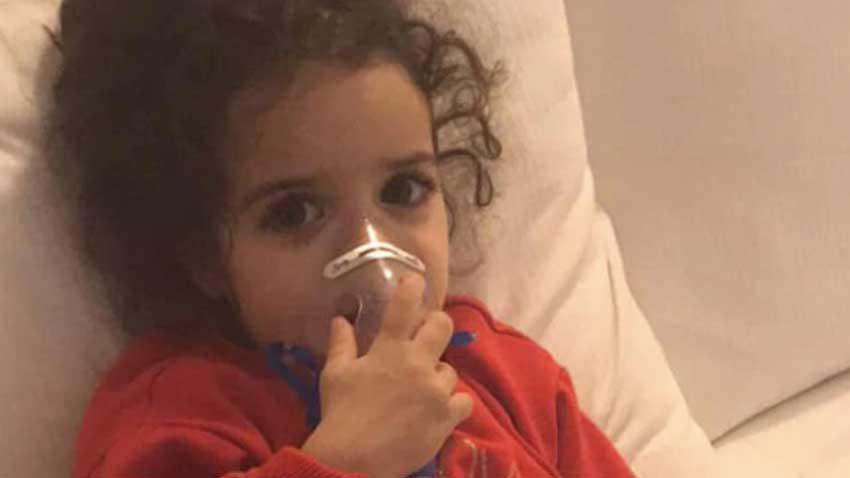 """Babanı isyanı: """"Karantina otelinde kızım için doktor gelmedi"""""""