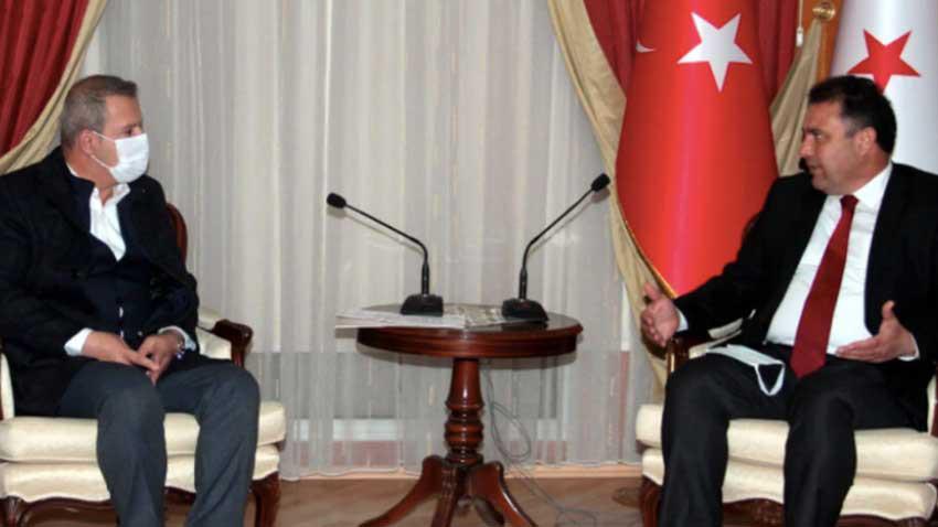 """Yunan Başbakana sert cevap: """"Kıbrıs Cumhuriyeti Rumların işgali altındadır"""""""