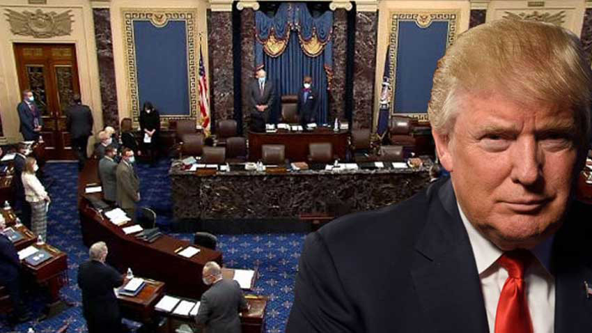 Trump davasında hiç görülmemiş deliller dosyada! ABD Başkanını yargılıyor