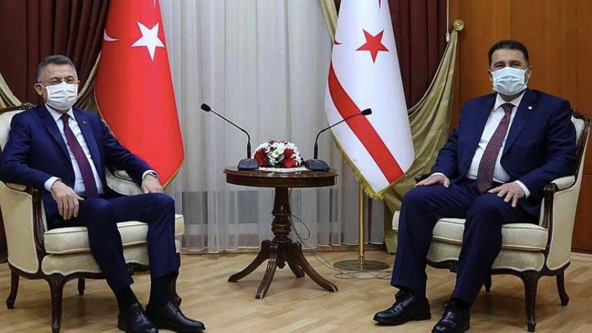 KKTC ile Türkiye arasında 4 anlaşma... Anavatan ile el ele