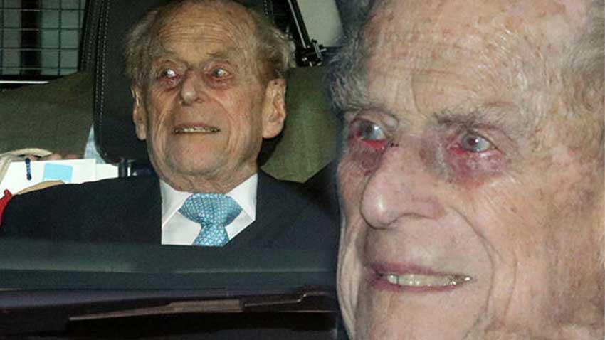 Prens Philip korona aşısından sonra mı böyle oldu? İngiltere bunu tartışıyor