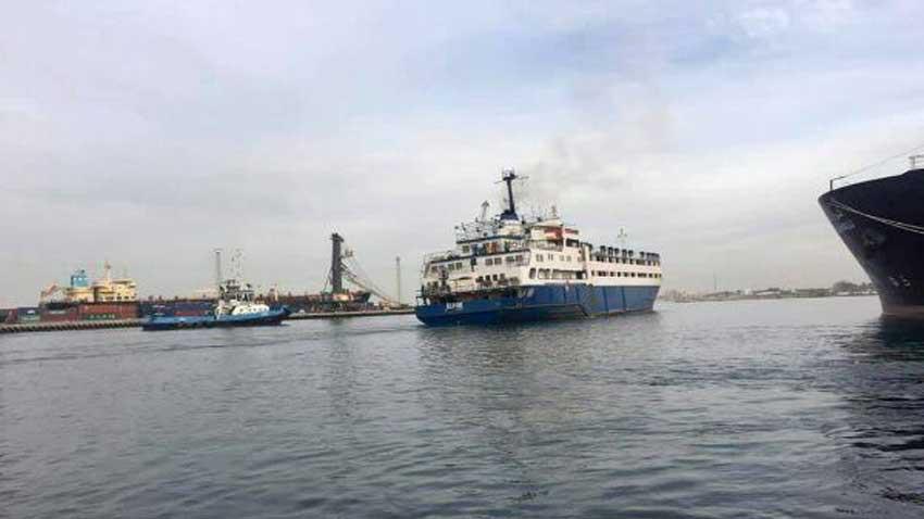 Hasta hayvan yüklü gemi KKTC'de panik yarattı! Gemi ne zaman ayrılacak?
