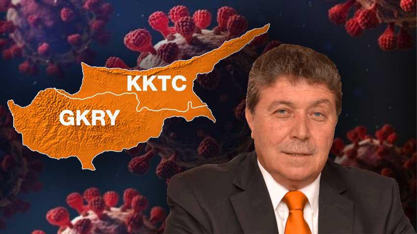 KKTC'nin koronavirüs tablosu! Son 24 saatte 6 bin 179 test, 21 yeni vaka