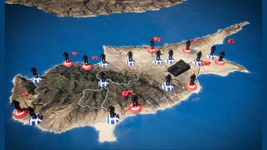 Kıbrıs'a İngiliz'in 'Toplum devletleri' bombası! Bu plan ortalığı karıştıracak
