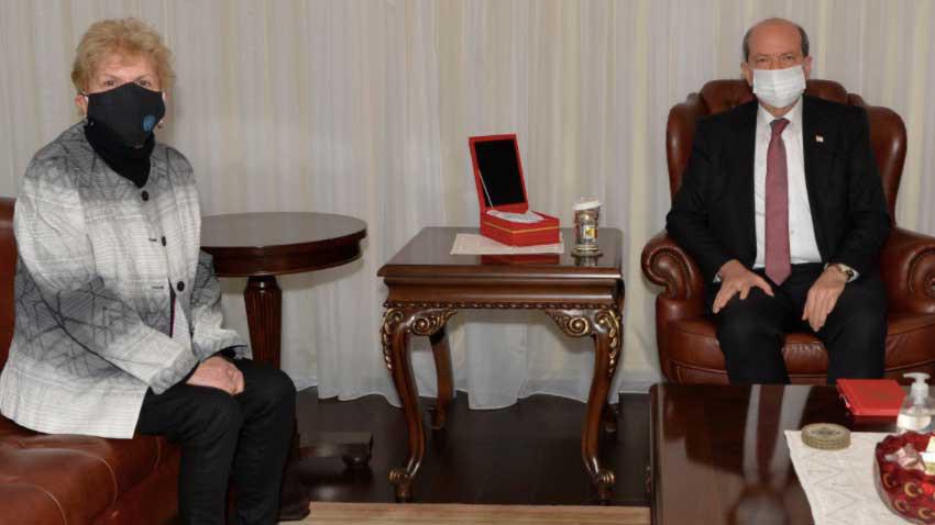 Cumhurbaşkanı Tatar'dan net mesaj: Anavatan Türkiye'nin müdahale hakkı olmalı