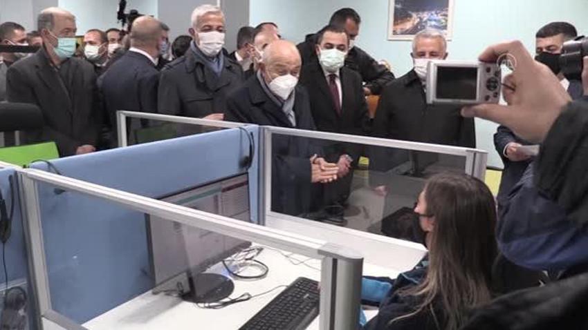 Uludağ Elektrik'in yeni binası hizmete açıldı