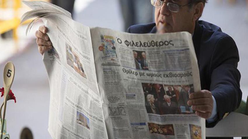 KKTC'yi 5 üke tanıyacak haberi Rumlarda bomba etkisi yarattı