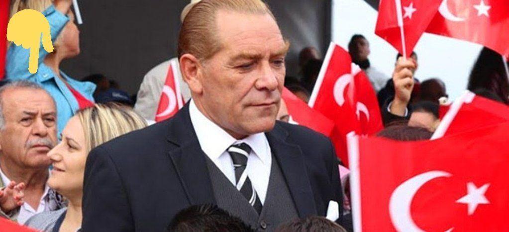 Atatürk'e benzeyen adama tepkiler artıyor! - Sayfa 1
